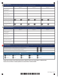 """Form W-1E """"Application for Benefits"""" - Connecticut, Page 16"""
