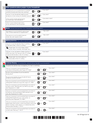 """Form W-1E """"Application for Benefits"""" - Connecticut, Page 9"""