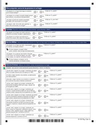 """Formulario W-1ES """"Solicitud De Beneficios"""" - Connecticut (Spanish), Page 9"""