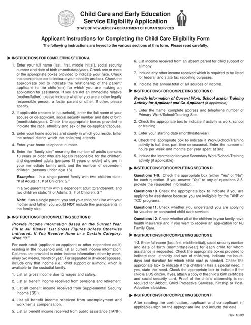 Form DHS/CC:1  Printable Pdf