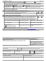 """Form SSA-8 """"Application for Lump-Sum Death Payment"""", Page 3"""