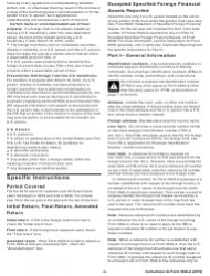 "Instructions for IRS Form 3520-A ""Annual Information Return of Foreign Trust With a U.S. Owner"", Page 4"