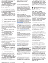 "Instructions for IRS Form 1040-SS ""U.S. Self-employment Tax Return (Including the Additional Child Tax Credit for Bona Fide Residents of Puerto Rico)"", Page 11"