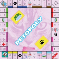"""""""Petopoly Game Template"""""""