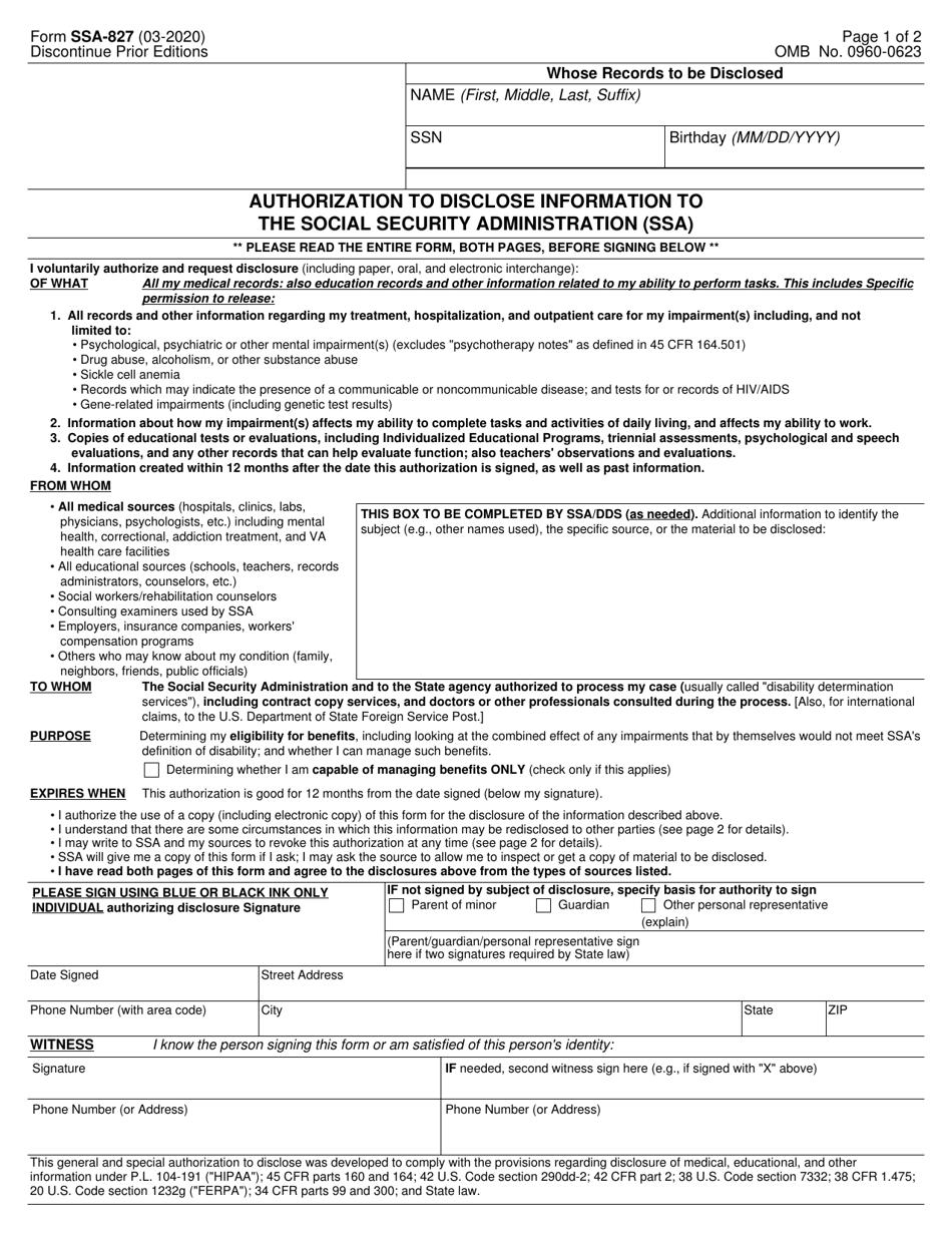 Medical Release Form Witness