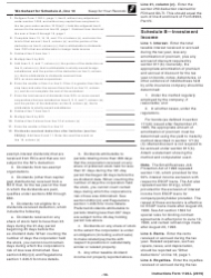 """Instructions for IRS Form 1120-L """"U.S. Life Insurance Company Income Tax Return"""", Page 18"""