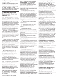 """Instructions for IRS Form 1120-L """"U.S. Life Insurance Company Income Tax Return"""", Page 19"""