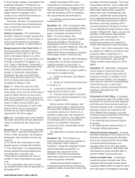 """Instructions for IRS Form 1120-L """"U.S. Life Insurance Company Income Tax Return"""", Page 23"""