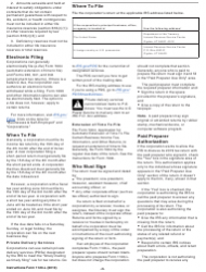 """Instructions for IRS Form 1120-L """"U.S. Life Insurance Company Income Tax Return"""", Page 3"""