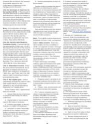 """Instructions for IRS Form 1120-L """"U.S. Life Insurance Company Income Tax Return"""", Page 9"""