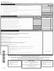 """Form NYC-3A """"Combined General Corporation Tax Return"""" - New York City, Page 2"""