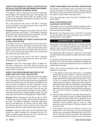 "Form PA-41 ""Pa Fiduciary Income Tax Return"" - Pennsylvania, Page 18"