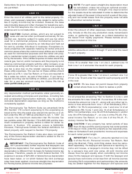"""Form PA-40 Schedule E """"Rents and Royalty Income (Loss)"""" - Pennsylvania, Page 6"""