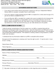 "Form DMHC20-224 ""Independent Medical Review (Imr) Application/Complaint Form"" - California, Page 3"