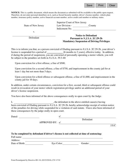 Form 11710  Printable Pdf