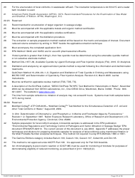 """DHEC Form 2802 """"Application for Environmental Laboratory Certification"""" - South Carolina, Page 32"""