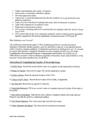 """DHEC Form 3871 """"Notification of Ownership Change for Underground Storage Tanks"""" - South Carolina, Page 3"""