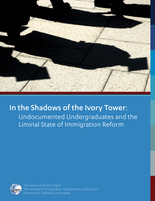 """""""In the Shadows of the Ivory Tower: Undocumented Undergraduates and the Liminal State of Immigration Reform"""" Download Pdf"""