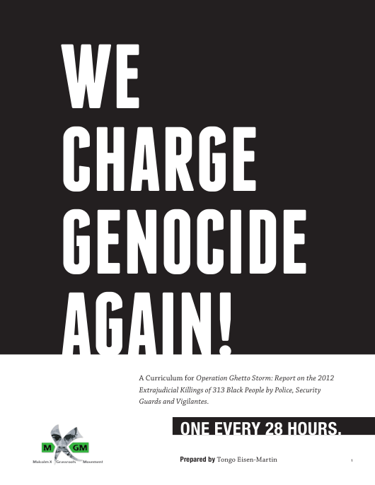 """We Charge Genocide Again - Mxgm, Tongo Eisen-Martin"" Download Pdf"