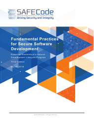 """Fundamental Practices for Secure Software Development - Safecode"""