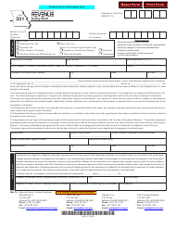 """Form 331 """"Surety Bond"""" - Missouri"""