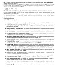 "Form SC1040TC ""Tax Credits"" - South Carolina, Page 4"
