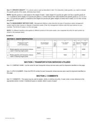 "Form MO780-1097 ""Generator's Hazardous Waste Summary Report"" - Missouri, Page 7"