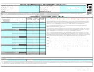 """""""Industrial Stormwater Discharge Monitoring Report - 1200-a Permit"""" - Oregon"""