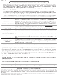 "Form DL-80 ""Non-commercial Driver's License Application for Change/Correction/Replacement"" - Pennsylvania, Page 2"