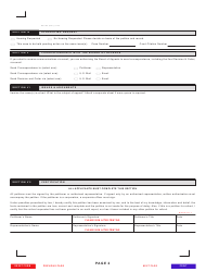 """Form REV-65 """"Board'(of'(appeals Petition'(form"""" - Pennsylvania, Page 2"""