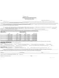 """Benefit Data Information Sheet"" - Androscoggin County, Maine"