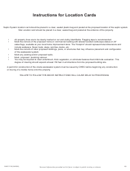 """DHEC Form 1740 """"Onsite Wastewater System Application"""" - South Carolina, Page 12"""