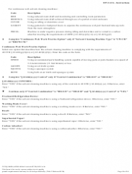 """Form OP-UA16 (TCEQ-10030) """"Solvent Degreasing Machine Attributes"""" - Texas, Page 10"""