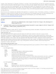 """Form OP-UA16 (TCEQ-10030) """"Solvent Degreasing Machine Attributes"""" - Texas, Page 2"""