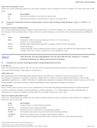 """Form OP-UA16 (TCEQ-10030) """"Solvent Degreasing Machine Attributes"""" - Texas, Page 4"""