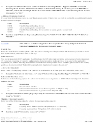 """Form OP-UA16 (TCEQ-10030) """"Solvent Degreasing Machine Attributes"""" - Texas, Page 6"""