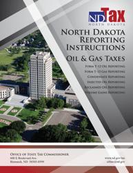 Instructions for Form T-12, T-13 - North Dakota