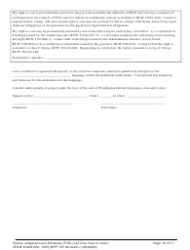 "Form WPF CR84.0400 J ""Felony Judgment and Sentence - Jail One Year or Less"" - Washington, Page 10"