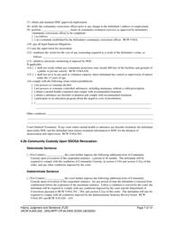 "Form WPF CR84.0400 SOSA ""Felony Judgment and Sentence - Special Sex Offender Sentencing Alternative"" - Washington, Page 7"