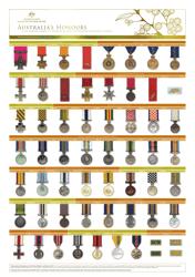 """""""Australia's Honours Chart"""" - Australia"""