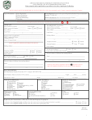 "Form BRT-001 ""Application for Watercraft Certificate of Title and Certificate of Number (Registration)"" - Virginia"
