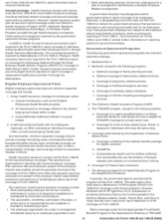 Instructions for IRS Form 1094-B, 1095-B, Page 2