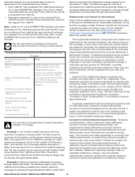 Instructions for IRS Form 1094-B, 1095-B, Page 5