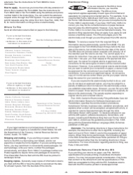 Instructions for IRS Form 1094-C, 1095-C, Page 4
