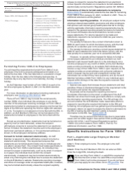 Instructions for IRS Form 1094-C, 1095-C, Page 6