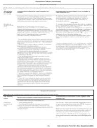 """Instructions for IRS Form W-7 """"Application for IRS Individual Taxpayer Identification Number"""", Page 14"""