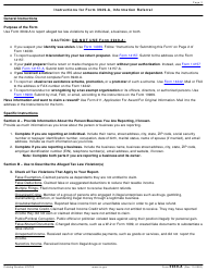 """IRS Form 3949-A """"Information Referral"""", Page 2"""
