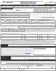 "Form MV-44 ""Application for Permit, Driver License or Non-driver Id Card"" - New York"