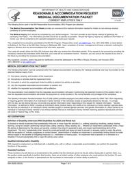 "Form NIH-3006 ""Medical Inquiry Form"""