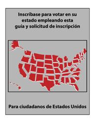 """Voter Registration Application"" (English/Spanish)"